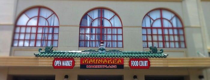 Maunakea Marketplace is one of Chinatown - Honolulu.