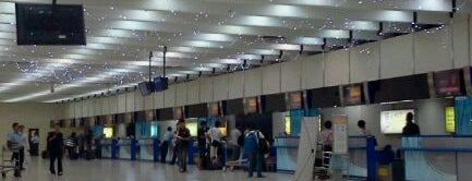 Terminal 1C is one of Soekarno Hatta International Airport (CGK).