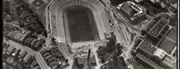 Nippert Stadium is one of Surviving Historic Buildings in Cincinnati.