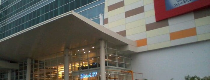TangCity Mall is one of Malls in Jabodetabek.