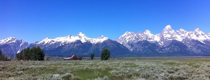 Moulton Barn is one of Summer Activities in Jackson Hole.