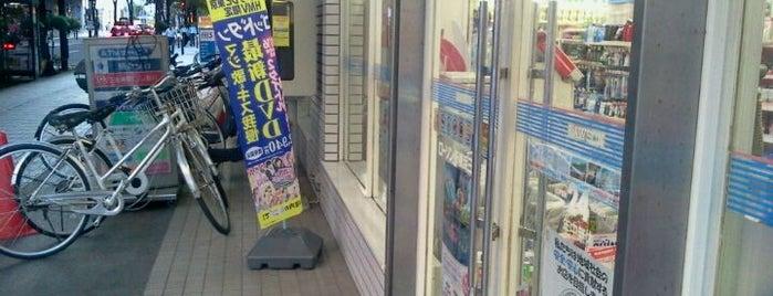 ローソン 新横浜三丁目店 is one of 新横浜マップ.