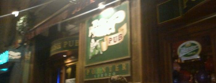 Pointer Pub is one of Nemzetközi kocsmalista.