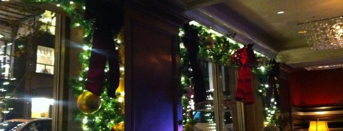 Fireside at Omni Berkshire is one of NYC Restaurant Week Uptown.
