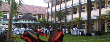 SMAN 1 Kuta is one of SMA/SMK Denpasar.