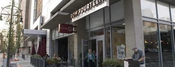 Row 14 Bistro & Wine Bar is one of Denver's Best American Restaurants - 2012.