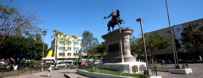 Plaza Gerardo Barrios is one of San Salvador #4sqCities.