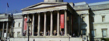 Galeria Nacional de Londres is one of Best of World Edition part 1.