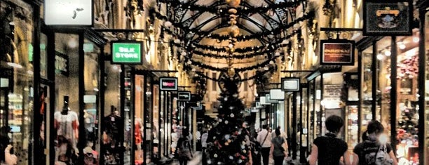 The Royal Arcade is one of Melbourne & Victoria.