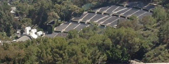 Hollywood Bowl Overlook is one of Recommendations from you to me 4square and 4cast.