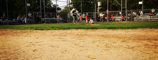 Beech Street Baseball Fields is one of Wantagh.