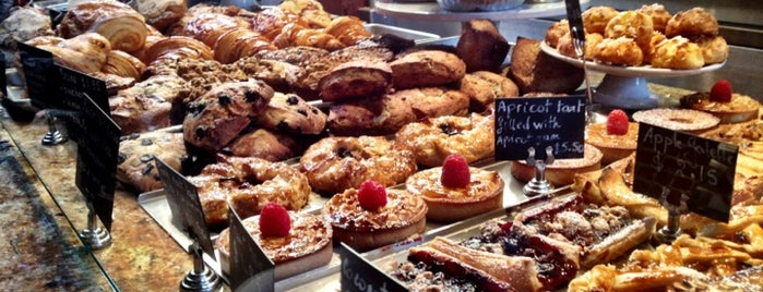 Thorough Bread and Pastry is one of San Francisco's Best Bakeries - 2013.