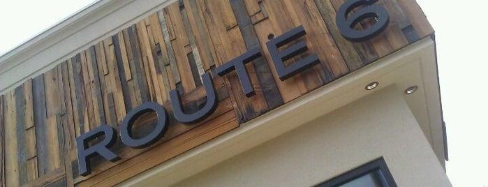 Route 6 Restaurant is one of Flipadelphia.