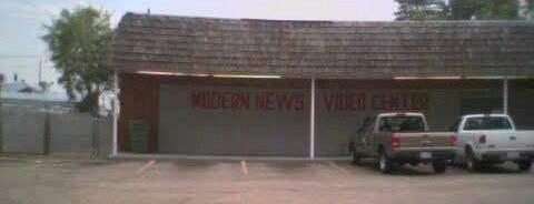 Modern News Video Center is one of Shawn's (Crusin') Bucket List.