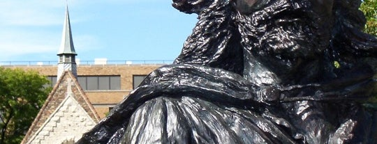 Follow Marquette University history