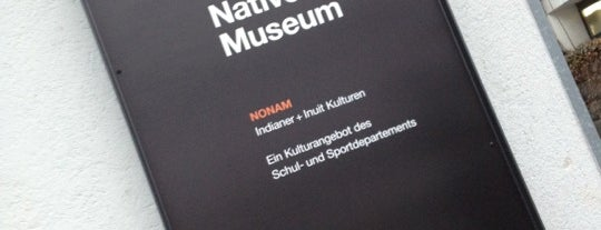 Nordamerica Native Museum is one of Gratis ins Museum.
