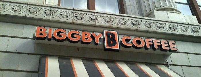 BIGGBY COFFEE is one of Must-visit Food in Grand Rapids.