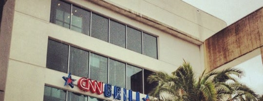 CNN Grill @ RNC (Tampa Bay Times Forum) is one of TIME's Guide to the Republican National Convention.