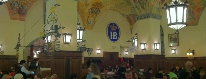 Hofbräuhaus is one of Munich And More.