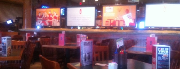 Smokey Bones Bar & Fire Grill is one of Places to go in Roanoke.