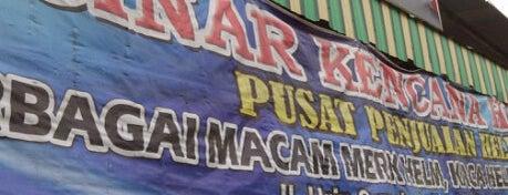 Sinar Kencana Helm is one of Pekalongan World of Batik.
