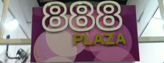 888 Plaza is one of le 4sq with Donald :).