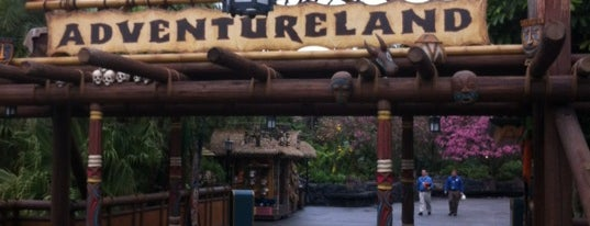 Adventureland is one of Magic Kingdom Guide by @bobaycock.