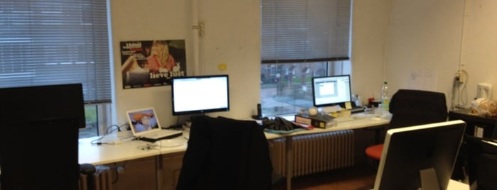 SmartPR Office is one of Tech Light District.