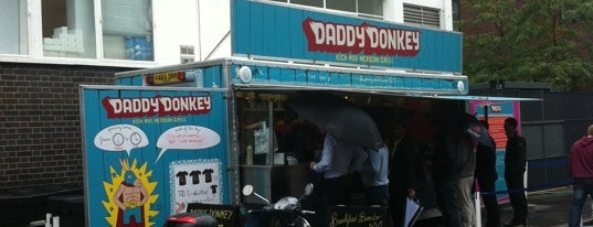 Daddy Donkey is one of Mexico in London.