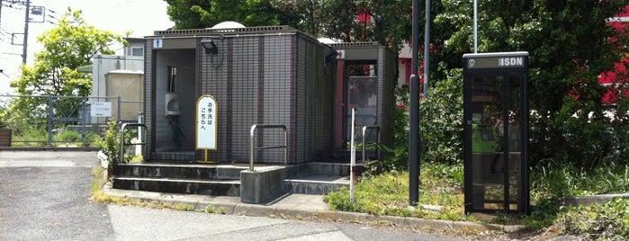 岩槻IC is one of 高速道路.