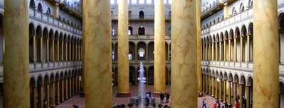 National Building Museum is one of DC To Do - Activities.