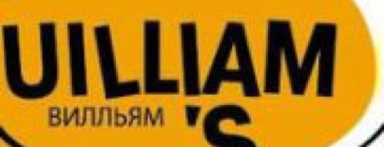 Uilliam's is one of +1.