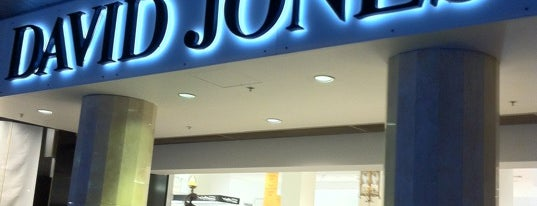 David Jones - Men's Store is one of MEL Entertainment.