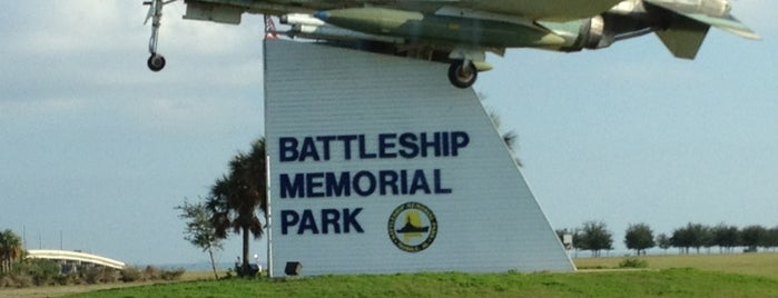 USS Alabama Battleship Memorial Park is one of All-Time Favourite Places.