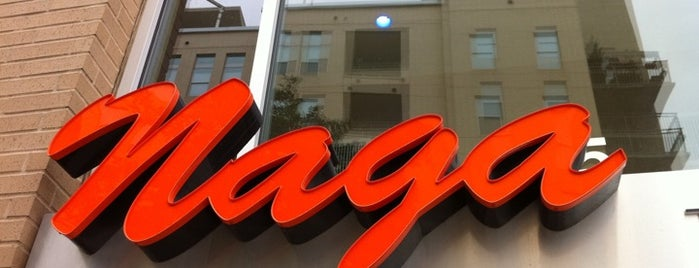 Naga Thai Kitchen & Bar is one of Central Dallas Lunch, Dinner & Libations.