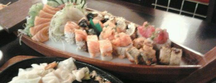 Osaka is one of Melhores Restaurantes.