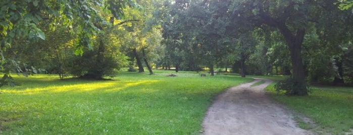 Népliget is one of Must-visit Parks in Budapest.