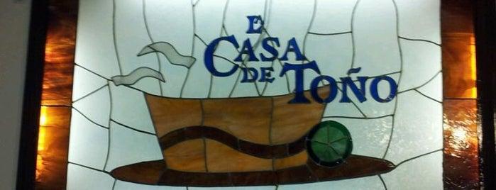 La Casa de Toño is one of Azcapunk.