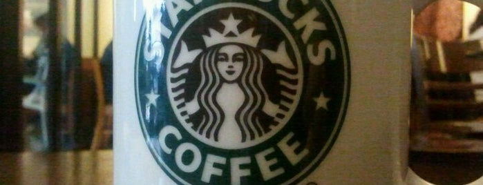 Starbucks is one of En Sevdigim Mekanlar.