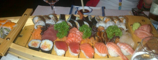 Sushi Palace is one of Food in Ghent on mondays.