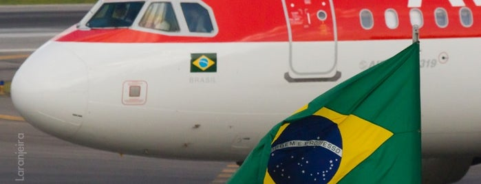 Sao Paulo Airport / Congonhas (CGH) is one of Best places in São Paulo, Brasil.