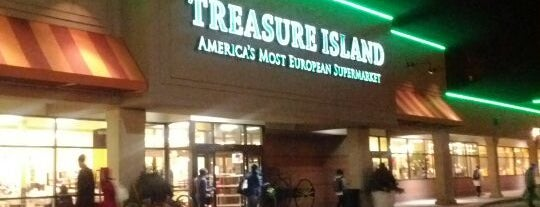 Treasure Island Foods is one of Hyde Park.