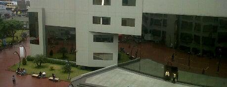 USMP - Facultad de Ciencias de la Comunicación, Turismo y Psicología is one of Facultades - USMP.