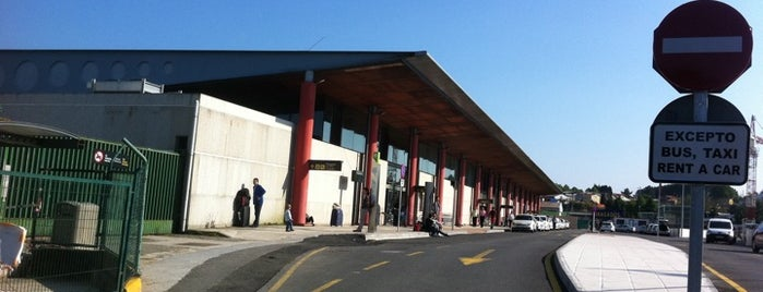 Vigo Airport (VGO) is one of Airports in SPAIN.