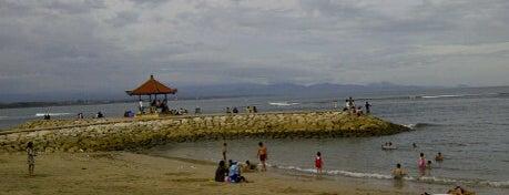 Sanur Beach is one of Beautiful Beaches in Bali.