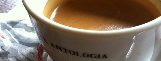 CAFFE ANTOLOGIA is one of Tokyo as a local.