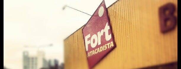 Fort Atacadista is one of Itajaí.