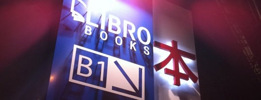 LIBRO is one of Book.