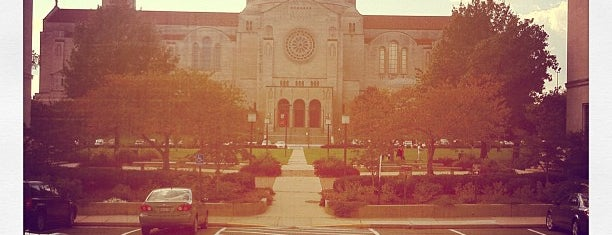 The Catholic University of America (CUA) is one of ♡DC.