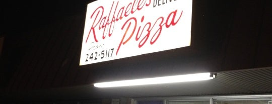 Raffaele's Pizza is one of Fave Foodies.